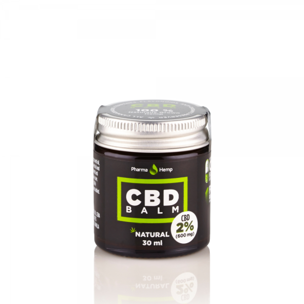 Pharma Hemp 600mg CBD Balm