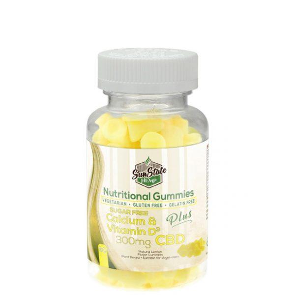 Sunstate Vitamin D3 Gummies